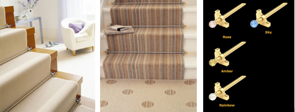 Crystal Range - Stair Rods