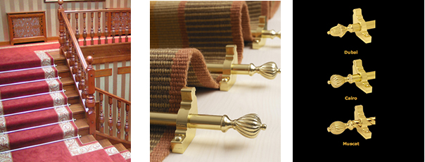 Royal Range - Stair Rods