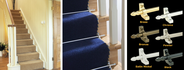 Home Pride Range   Stair Rods