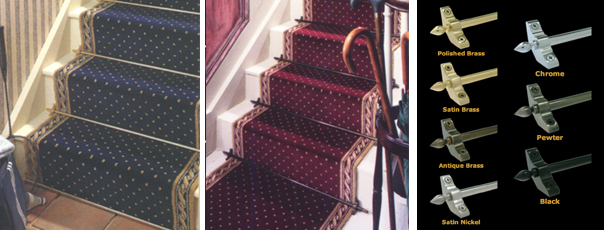Mini Range - Stair Rods