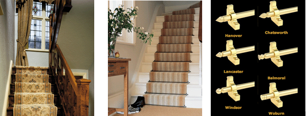 Perfect Premier Range Stair Rods