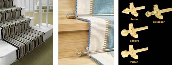 Vision Range - Stair Rods